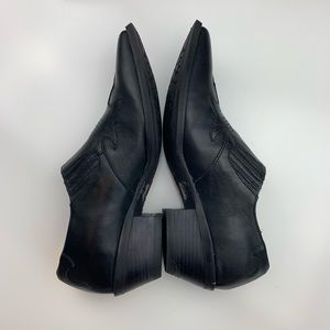 Ariat Shoes - Ariat Jacie Black Booties Size 6.5 Pointed Toe